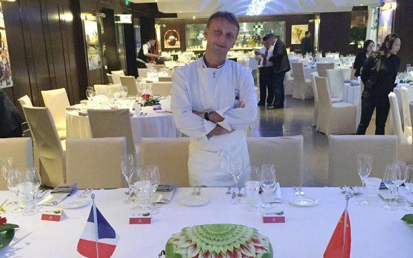 Chine 50 ans amitiés Franco-Chinoise - Frederic Jaunault Fruits Legumes