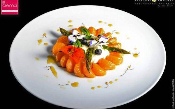 Démonstration Cuisine Végétarienne - Frederic Jaunault Fruits Legumes