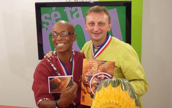 Martinique Interview TV - Frederic Jaunault Fruits Legumes