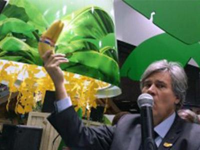 Actu Banane à la Française à l'Honneur - Frederic Jaunault MOF Primeur Fruits Legumes