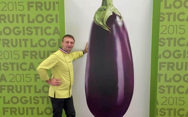 Berlin Salon Fruit Logistica - Frederic Jaunault Fruits Legumes