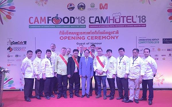 Cambodge tourisme - Frederic Jaunault Meilleur Ouvrier France Primeur Fruits Legumes