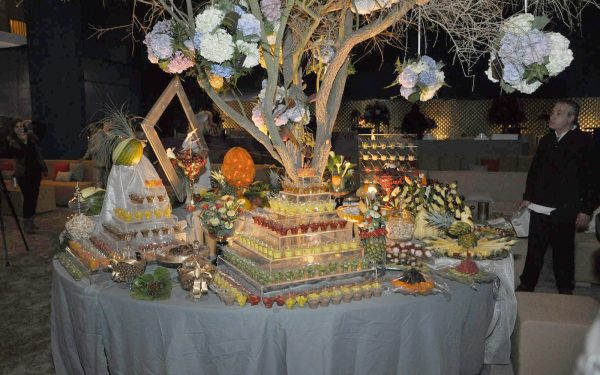 Maroc Marakech Décoration Mariage Traiteur - Frederic Jaunault Fruits Legumes