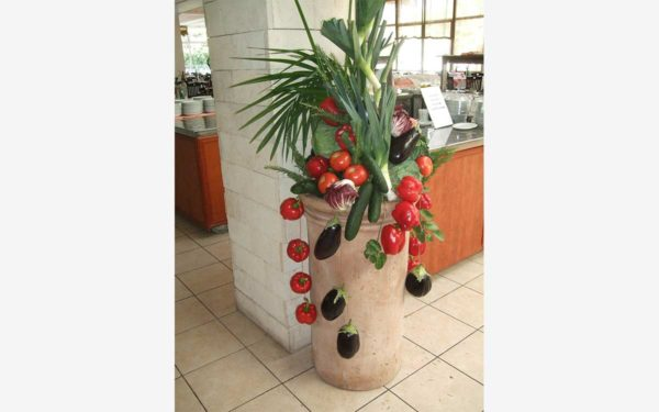 Croatie Hotel Solaris Buffet - Frederic Jaunault Fruits Legumes