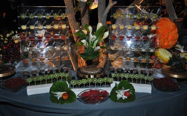 Maroc Traiteur - Frederic Jaunault MOF Primeur Fruits Legumes