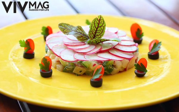 Jordanie Semaine Gastronomique - Frederic Jaunault Fruits Legumes
