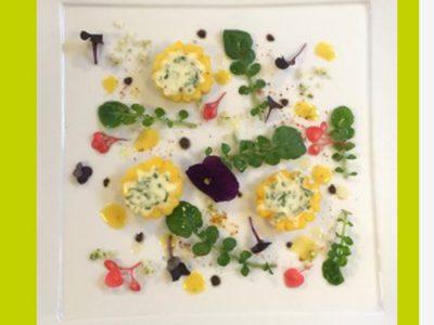 Actu École Lenotre Assiette - Frederic Jaunault MOF Primeur Fruits Legumes