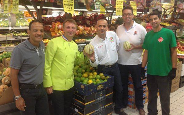 Producteur Locaux - Frederic Jaunault Fruits Legumes