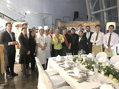 Kazakhstan Actu - Frederic Jaunault Meilleur Ouvrier France Primeur Fruits Legumes