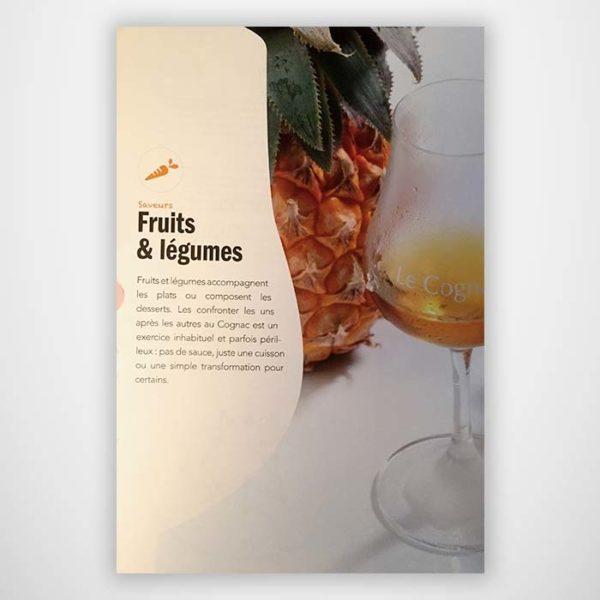 Développement produit Analyse Référentiel goût Cogniac Fruits et Légumes - Frederic Jaunault Fruits Legumes