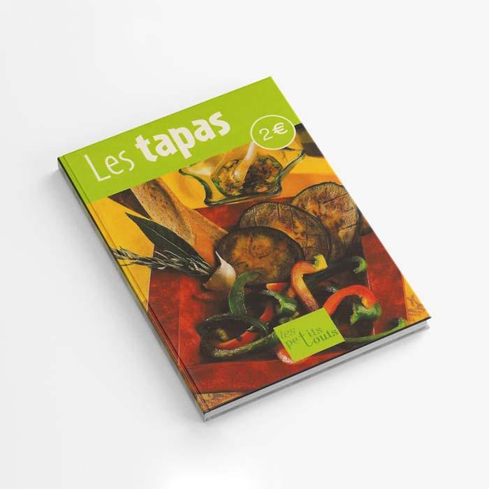 Édition Les Tapas - Frederic Jaunault MOF Primeur Fruits Legumes