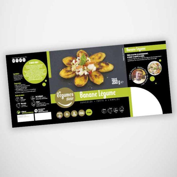 Développement produit Création de Recette industriel Bananes Plantain - Frederic Jaunault Fruits Legumes