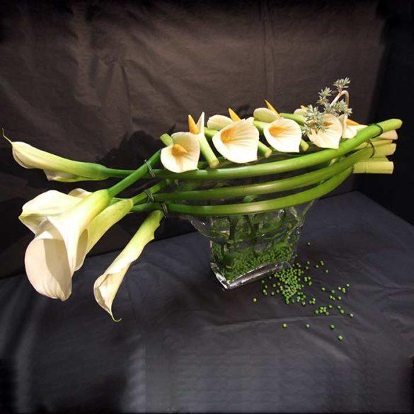 Sculpture Fruit & Fleur - Frederic Jaunault MOF primeur Fruits Légumes
