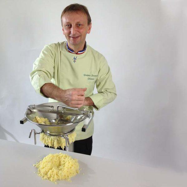 Développement produit Création et utilisation d'outils de marque Tellier - Frederic Jaunault Fruits Legumes