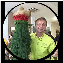 Formations Professionnelles - Formation Haute Couture - Frederic Jaunault Meilleur Ouvrier France Primeur Fruits Légumes